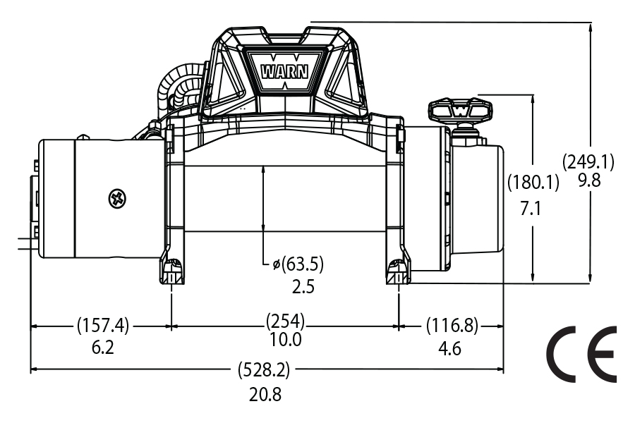Be The First To Review This Product: Bushranger Winch Wiring Diagram At Gundyle.co